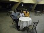 Avec Bougadar Koné et Abdramane Sow :
